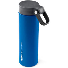 GSI Microlite 500 Twist Bottle blue